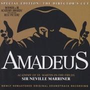 アマデウス オリジナル・サウンドトラック盤<ディレクターズ・カット版>