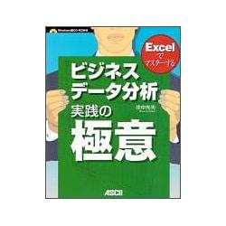 Excelでマスターするビジネスデータ分析実践の極意 [単行本]