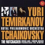 チャイコフスキー:くるみ割り人形(全曲)/「白鳥の湖」より/「エフゲニー・オネーギン」より/フランチェスカ・ダ・リミニ (巨匠ユーリ・テミルカーノフの世界3)
