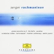 ラフマニノフ:ピアノ協奏曲第2番/交響曲第2番/パガニーニの主題による狂詩曲/鐘/ヴォカリーズ
