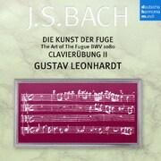 バッハ:フーガの技法&クラヴィーア練習曲集 第2巻 (ドイツ・ハルモニア・ムンディ バッハ名盤撰 20)