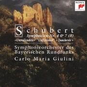 シューベルト:交響曲第4番「悲劇的」/第7(8)番「未完成」