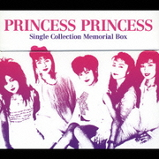 21st.PRINCESS PRINCESS Single Collection Memorial Box