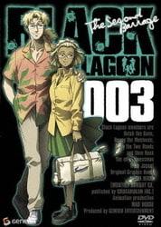 ヨドバシ Com Black Lagoon The Second Barrage 003 Dvd 通販 全品無料配達