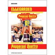 ELLEGARDEN 「Pepperoni Quattro」(バンド・スコア) [単行本]