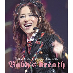 松田聖子/SEIKO MATSUDA CONCERT TOUR 2007 Baby's breath [Blu-ray Disc]
