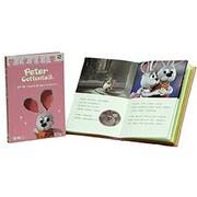ピーター・コットンテール 幸せを運ぶウサギ 絵本付きDVD