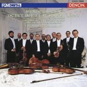 メンデルスゾーン:弦楽八重奏曲 弦楽のための交響曲第6番/第10番 (CREST 1000 351)