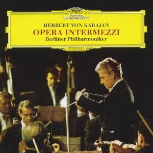 ヘルベルト・フォン・カラヤン/オペラ間奏曲集 (KARAJAN 2008 カラヤン マスターワークス)