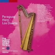 パラグアイのアルパ-ロス・ドゥアルテ (ザ・ワールド ルーツ ミュージック ライブラリー 50)
