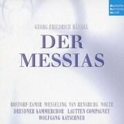 ヘンデル:メサイア[ヘルダーによるドイツ語版] (ドイツ・ハルモニア・ムンディ創立50周年記念リリース 18)