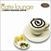 cafe lounge CHOCO BANANA LATTE