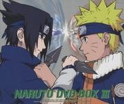 NARUTO-ナルト- DVD-BOX Ⅲ 「激突!ナルトVSサスケ」