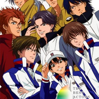IRE&進藤学/ミュージカル『テニスの王子様』ベストアクターズシリーズ Complete Box