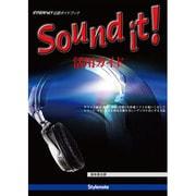 Sound it!活用ガイド―サウンド録音・編集・変換・音楽CD作成ソフトを使いこなしてレコード・カセット等大切な音源を美しいデジタル音にする方法 [単行本]