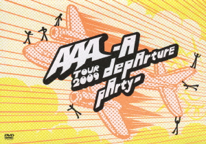 AAA TOUR 2009 -A depArture pArty- [DVD]