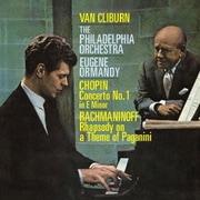 ショパン:ピアノ協奏曲 第1番 ラフマニノフ:パガニーニの主題による狂詩曲