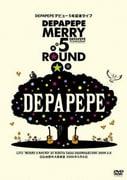 DEPAPEPEデビュー5年記念ライブ「Merry 5 round」日比谷野外大音楽堂 2009年5月6日
