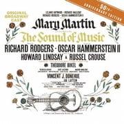 「サウンド・オブ・ミュージック」 50周年記念盤-オリジナル・ブロードウェイ・キャスト・レコーディング