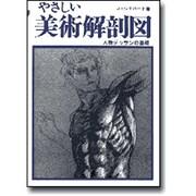 やさしい美術解剖図-人物デッサンの基礎 [単行本]
