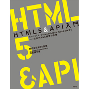 HTML5&API入門―キャンバス、VideoからWeb Socketsまで 次世代Web標準の全容 [単行本]