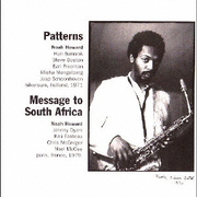 Patterns, Message to South Africa