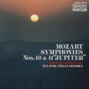 モーツァルト:交響曲 第40番/第41番≪ジュピター≫ (デンオン・クラシック・ベスト100)