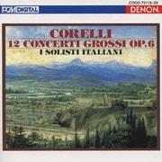 コレッリ:合奏協奏曲 作品6(全12曲) (デンオン・クラシック・ベスト100)