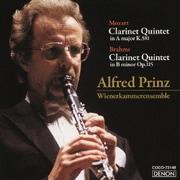 モーツァルト:クラリネット五重奏曲 イ長調 K.581 ブラームス:クラリネット五重奏曲 ロ短調 Op.115 (デンオン・クラシック・ベスト100)