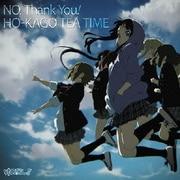 NO,Thank You! (TVアニメ「けいおん!!」エンディング曲)