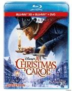 Disney's クリスマス・キャロル 3D セット