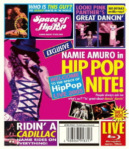 SPACE OF HIP-POP NAMIE AMURO TOUR 2005 [Blu-ray Disc]