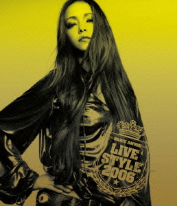 "NAMIE AMURO BEST TOUR ""LIVE STYLE 2006"" [Blu-ray Disc]"