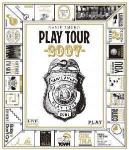 NAMIE AMURO PLAY TOUR 2007 [Blu-ray Disc]