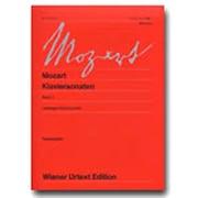 モーツァルトピアノ・ソナタ集 1 新訂版 [単行本]