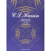 ハノン40の練習曲 第1巻 標準新版 [全集叢書]