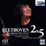 ベートーヴェン:交響曲第2番、第5番「運命」