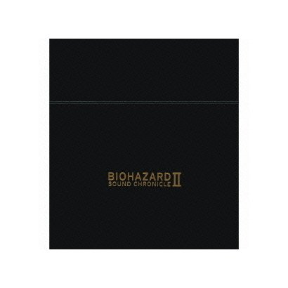 BIOHAZARD SOUND CHRONICLE Ⅱ