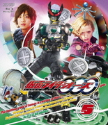 仮面ライダーOOO Volume 5