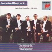 ハイドン、ダンツィ、ボザ、イベール、ヴィラ=ロボス:木管五重奏のための作品集