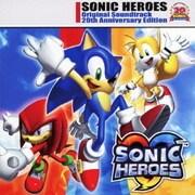 ソニックヒーローズ オリジナル・サウンドトラック 20th アニバーサリー・エディション