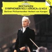 ベートーヴェン:交響曲第3番≪英雄≫・第8番