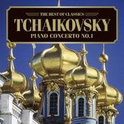 チャイコフスキー:ピアノ協奏曲第1番 (ベスト・オブ クラシックス 72)