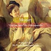 フルート四重奏によるモーツァルト『コシ・ファン・トゥッテ』