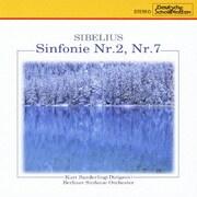 シベリウス:交響曲 第2番/第7番 (ベリー・ベスト・クラシック1000 62)