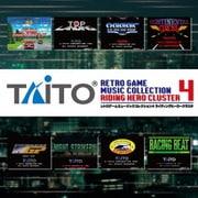 タイトー レトロゲームミュージック コレクション 4 ライディングヒーロー クラスタ