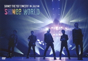 SHINee THE 1ST CONCERT IN JAPAN SHINee WORLD
