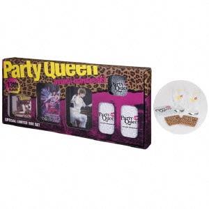 浜崎あゆみ/Party Queen SPECIAL LIMITED BOX SET