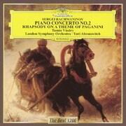ラフマニノフ:ピアノ協奏曲第2番 パガニーニ狂詩曲