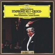 ベートーヴェン:交響曲第3番≪英雄≫ ≪レオノーレ≫序曲第3番